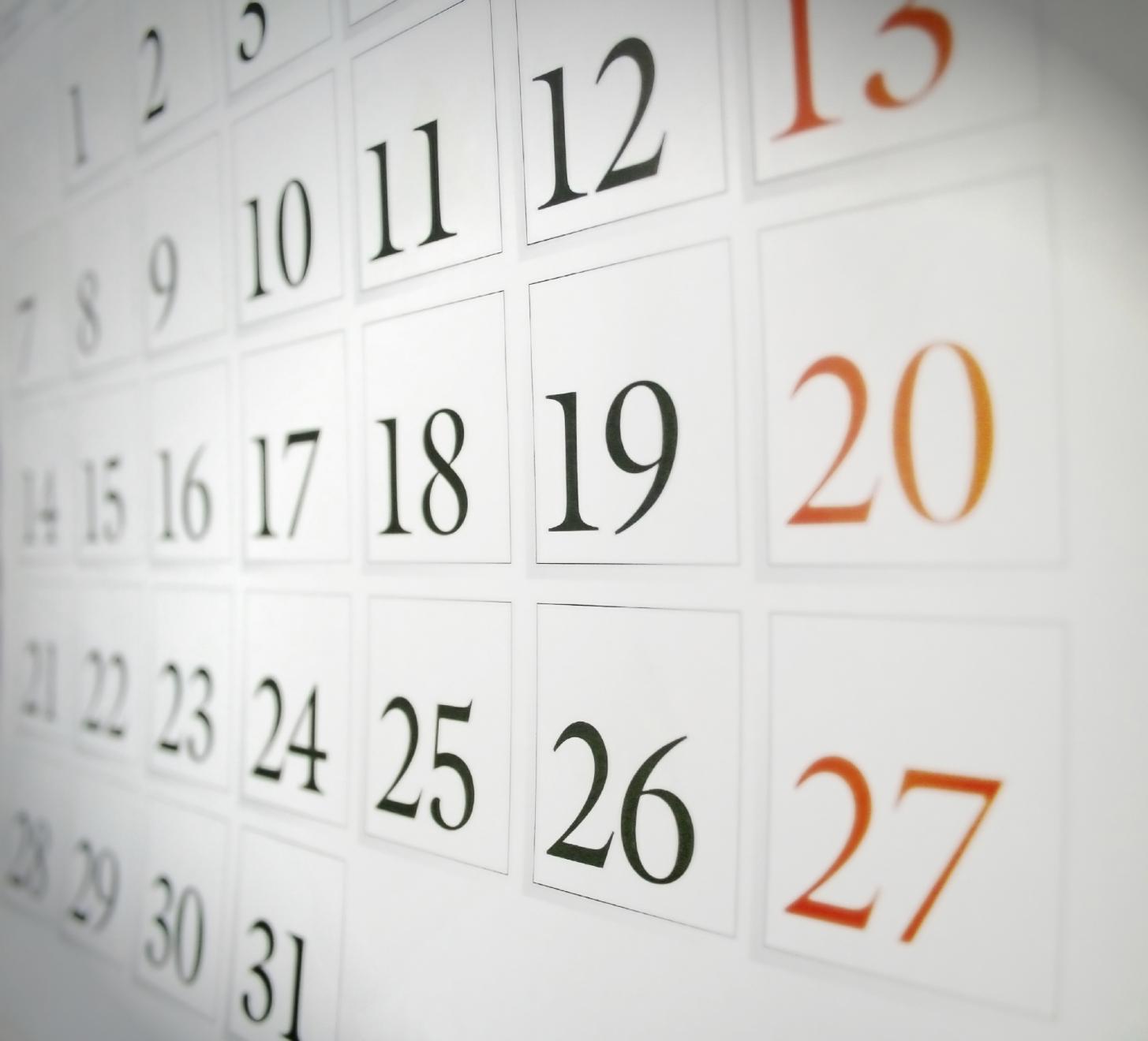 Važni datumi - Međunarodni naučni skup Sinergija